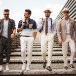 Pitti Immagine 88 – Total White By Tommy